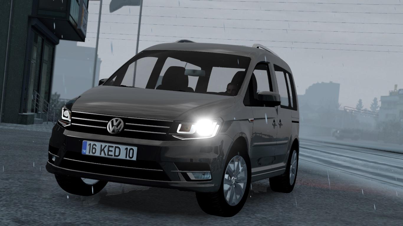 ETS 2 / ATS Volkswagen Caddy 2016 2018