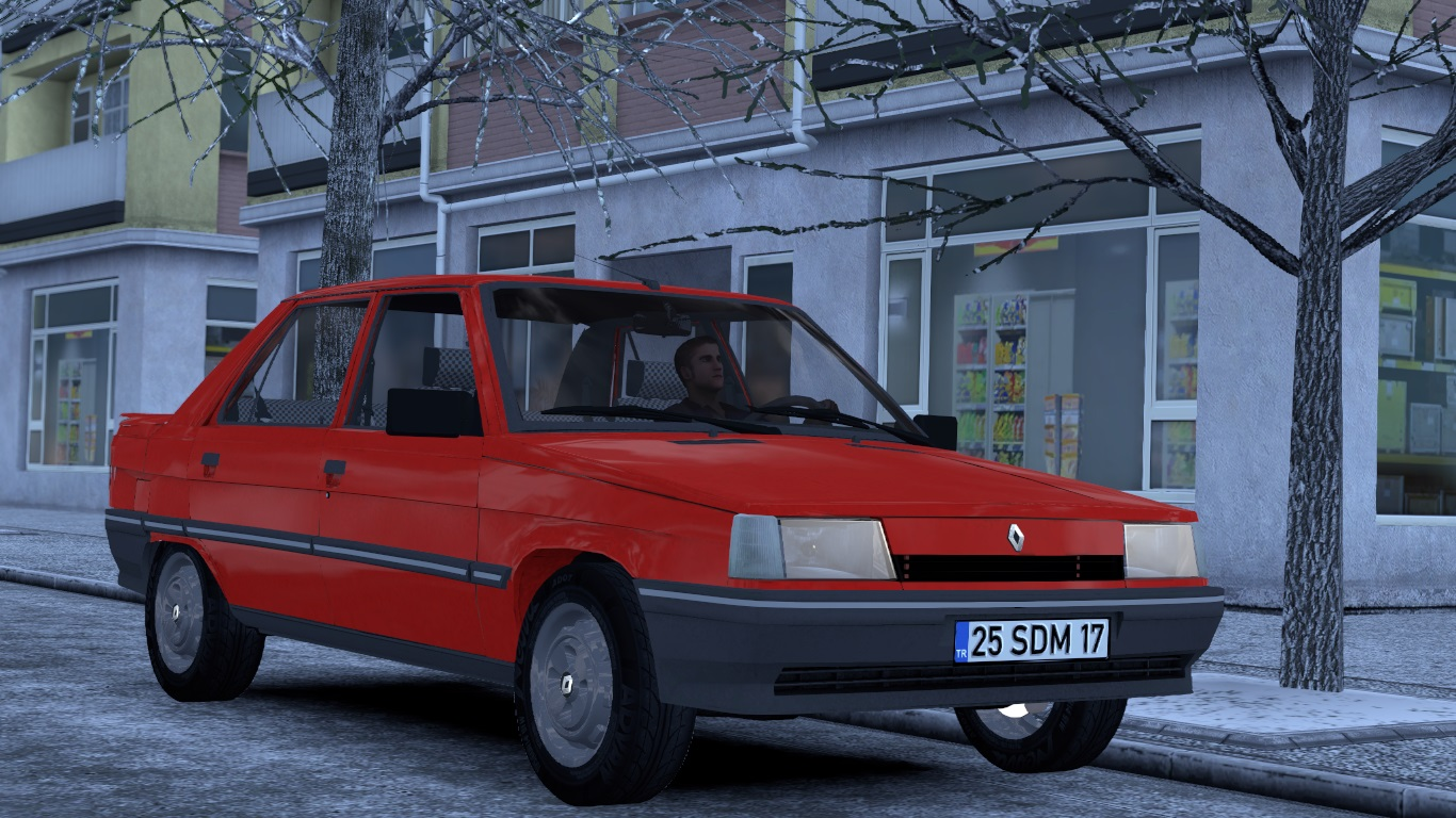 ETS 2 / ATS Renault 9 Mod