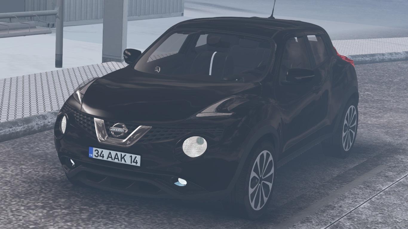 ETS 2 / ATS Nissan Juke Mod