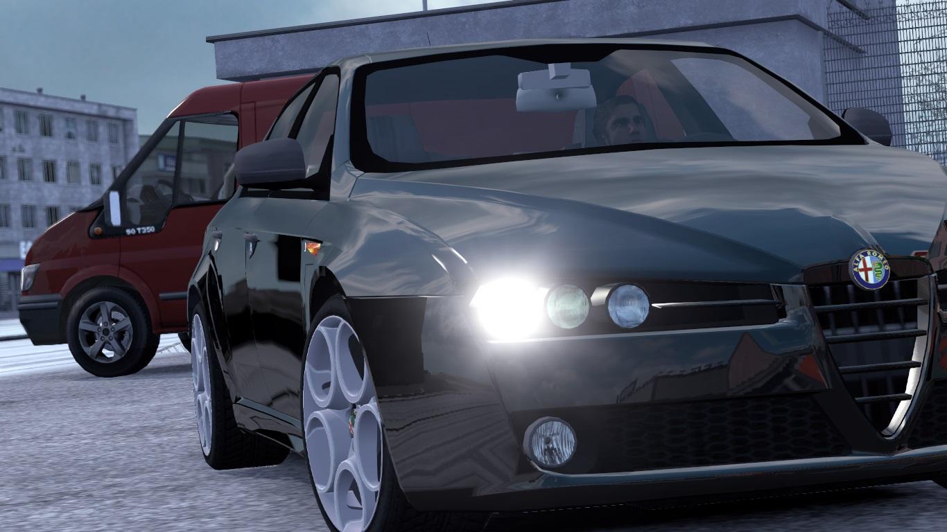 ETS 2 Alfa Romeo 159 Mod